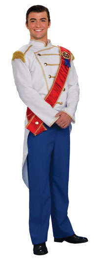 Deluxe Prince Charming dräkten - Prince Charming Costumes