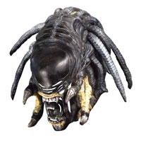 Deluxe Predator Alien Mask - Alien Vs. Predator Accessories
