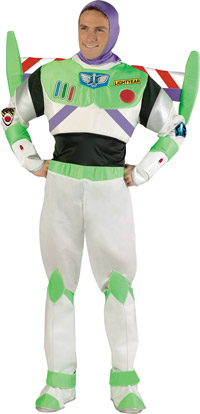 Prestige Edition Buzz Lightyear Vuxen dräkt - Toy Story Costumes