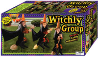 Witchly grupp - Halloween Decorations