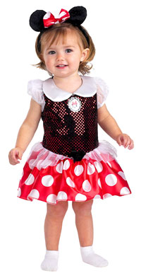 Minnie the Mus Baby dräkt - Disney Costumes