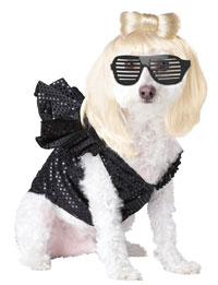 Lady Dogga Dog Costume - hund Costumes
