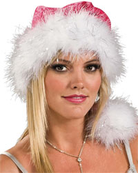 Rosa Santa Hat - Jul Hats