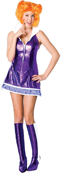 Teen Jane Jetson dräkten - Teen Costumes