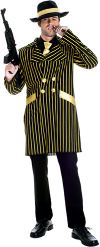 1920-Talet gangster Zoot Suit Costume - gangster Costumes