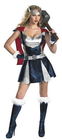 Sassy Thordräkt - Thor Costumes