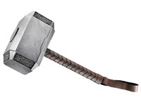 Thor's Hammer - Thor Costumes