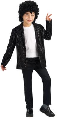 Michael Jackson maskeradkläder för pojke online | Funidelia